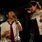 Villy&Hee熱唱